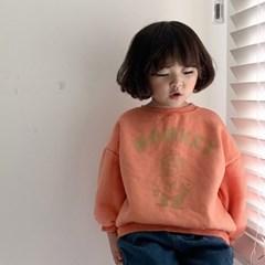 고) 몽키 아동 맨투맨-주니어까지