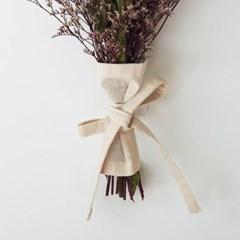 블랭크 광목 플라워 커버 / 꽃포장지 (RM 299001)