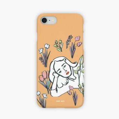 꽃밭소녀_orange