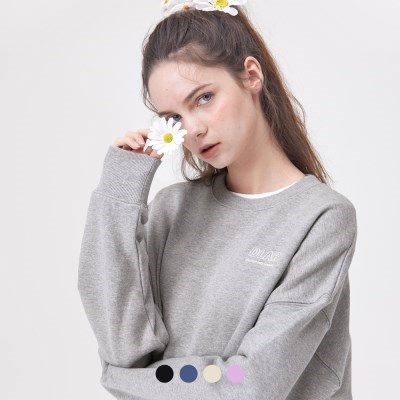DLAB DAISY SWEAT SHIRT - 5color_(1021193)
