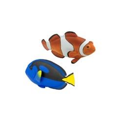 [사파리엘티디] 물고기 동물피규어 2종세트(261829,1000_(1728011)