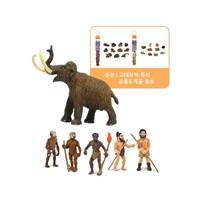 선사시대 동물피규어 2종(663816,279929)세트