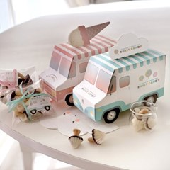 디비디 초콜릿 초코송이 만들기 세트 - Car DIY