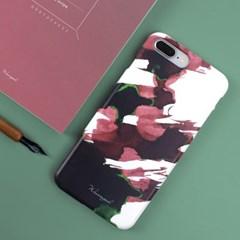[심플 슬림 하드 케이스] 문학잉크 핸드폰케이스 - LG 케이스