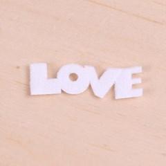 LOVE 와펜 10개