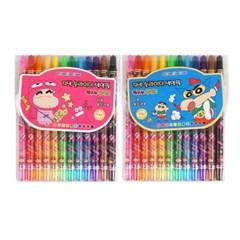 짱구 12색 색연필 랜덤(H126975)
