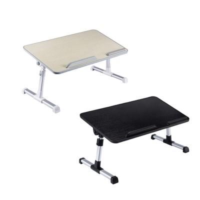 접이식 높이 각도 조절 노트북 침대 베드 테이블