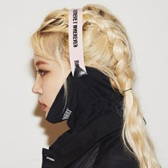 [필터교체형]브이라인 이너 포켓 밴드 바라클라바 핑크밴드 넘버1