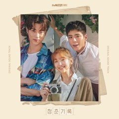 tvN 월화드라마 - [청춘기록] O.S.T (2CD)