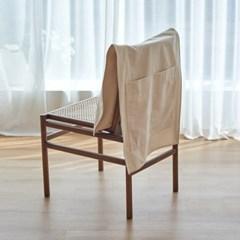 블랭크 광목 등받이 쿠션커버 / 식탁의자커버 (RM 295001)