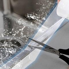 킹콩 투명 욕실 싱크대 틈새 차단 방수테이프