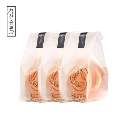 착한습관 오렌지칩 35g 3개