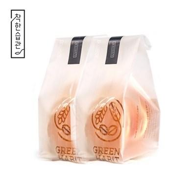 착한습관 오렌지칩 35g 2개