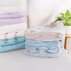 리얼홈 여행용 밸브 압축팩 / 겨울옷 진공 옷정리팩