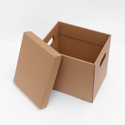 DIY 크라프트 수납 종이박스 / 박스보관함