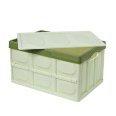 트리카 폴딩박스(56L)/ 트렁크 옷정리 리빙박스