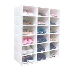 NEW 고급형 신발정리함 2사이즈 5컬러 신발정리대