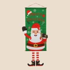 크리스마스장식 벽걸이 산타/크리스마스 가랜드