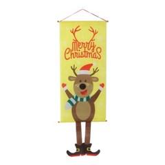 크리스마스장식 벽걸이 루돌프 /크리스마스 가랜드