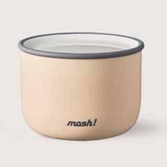 [MOSH] 모슈 라떼 런치박스 480 아이보리