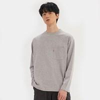 [언코티드247] 삼육오 롱 티셔츠 ( 4color )