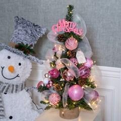 LED오베로엔젤핑크트리 75cmP  크리스마스 TRHMES