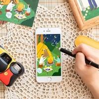하비풀 메리진의 스마트폰 드로잉 <활용편> 정규클래스&키트