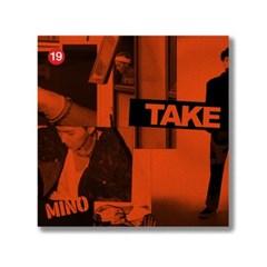 송민호(MINO) - 2nd FULL ALBUM [TAKE] (KiT ver.)