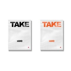 송민호(MINO) - 2nd FULL ALBUM [TAKE] (세트)