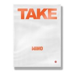 송민호(MINO) - 2nd FULL ALBUM [TAKE] (TAKE #2 ver.)