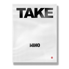송민호(MINO) - 2nd FULL ALBUM [TAKE] (TAKE #1 ver.)