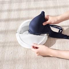 [바이홈] 무형광 세탁망 - 브래지어용 2P