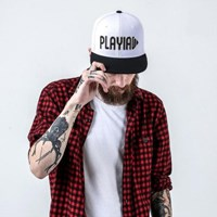 PLAY SNAPBACK 플레이 스냅백 화이트