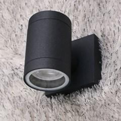 실링 1등 외부벽등(블랙)