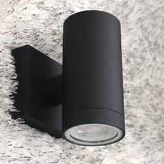 실링 2등 외부벽등(블랙)