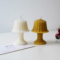 [Honey Bees Candle] 램프 밀랍초