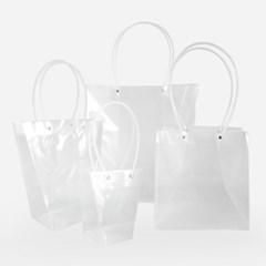 테라리움/화분 투명 쇼핑백 1P
