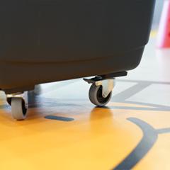브라코 캐리어 이동용 바퀴 SET(4PCS)