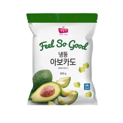 [생활앤] 냉동 아보카도 500g