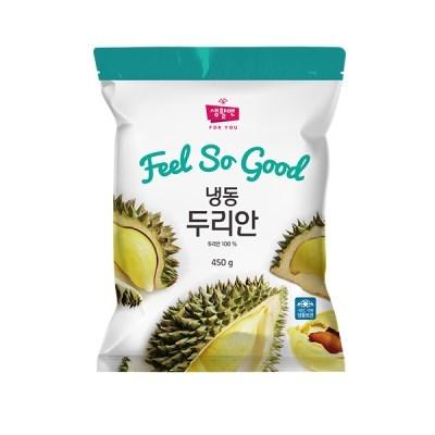 [생활앤] 냉동 두리안 450g