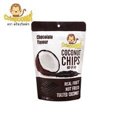 [킨디] 초콜릿 코코넛칩 40g x 5개_(753356)