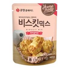 큐원 비스킷 믹스 버터갈릭 맛 (오븐/에어후라이기)_(1903405)