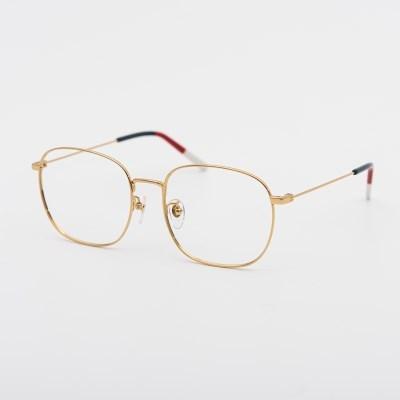[SBKA]Boxbox-C03 티타늄 사각 금테 안경