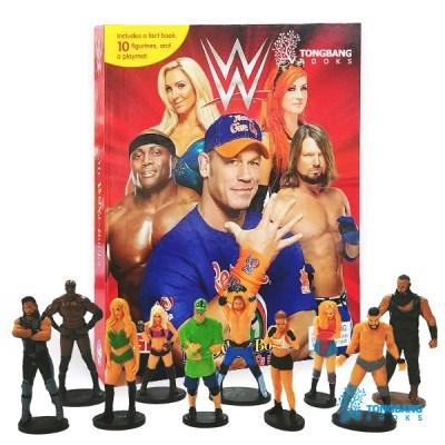 My Busy Books : WWE 피규어북