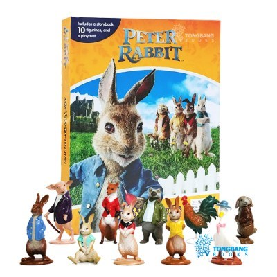 My Busy Books : Peter Rabbit 피규어북