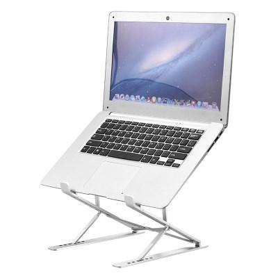 휴대용 접이식 알루미늄 노트북받침대 2단