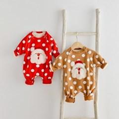 돌핀웨일 산타하비도트겨울우주복(50~90cm)