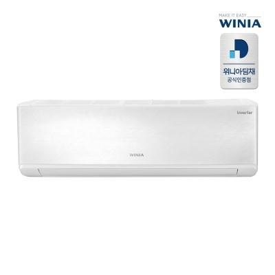 위니아 벽걸이형 인버터 냉난방기 ERW11DSP 전국기본설치포함