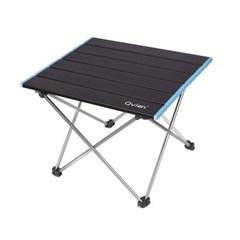 Qvien 캠핑 접이식 경량 롤링 미니 테이블