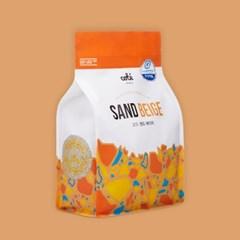 먼지없는 벤토나이트 고양이모래 꼬뜨샌드 베이지 6kg x 3개